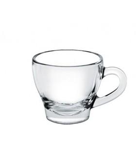 Tazas y platos de café y té