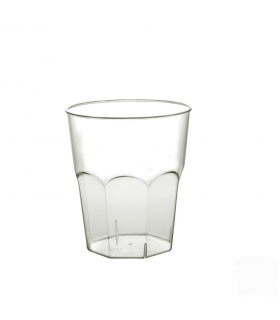 Vasos Cocktail transparente PS