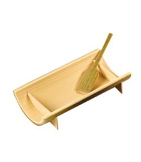 Bandejitas Kobe Bambú
