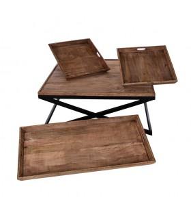 Mesas bajas - mesas auxiliares